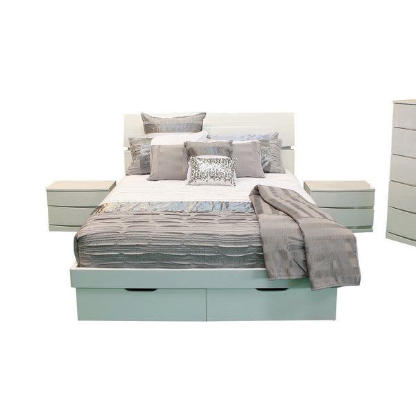 Amelia Bedroom Suite With Tallboy & Underbed Drawers