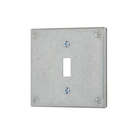8361 Raised Single Switch Cover Plate
