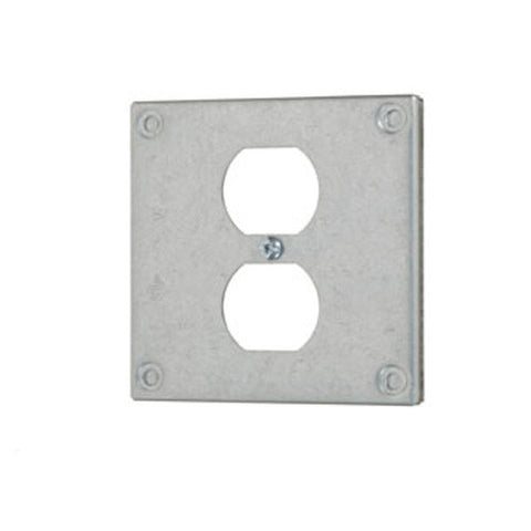 8365 Single Duplex Outlet Cover