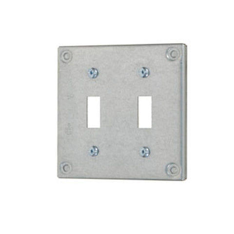 8367 Double Switch Cover Plate