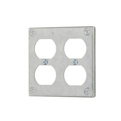 8371 Double Duplex Outlet Cover