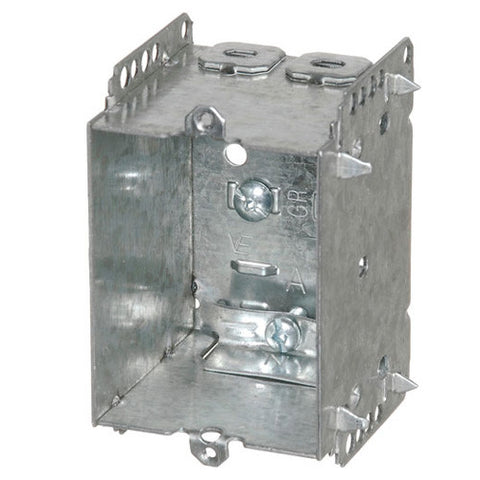1504-LLE Single Gang Device Box