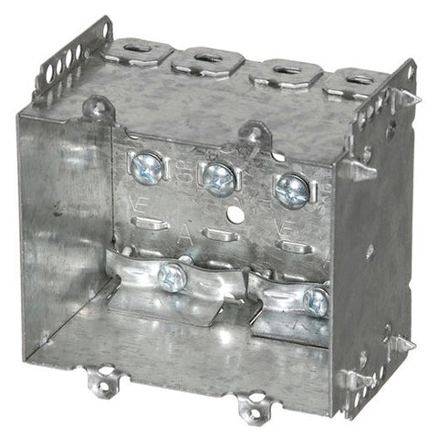2104LLE-2G Ganged Device Box