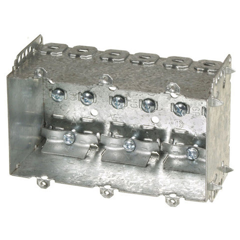 2104LLE-3G Ganged Device Box