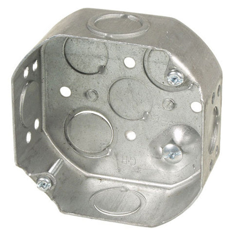 54151-K Octagonal Device Box