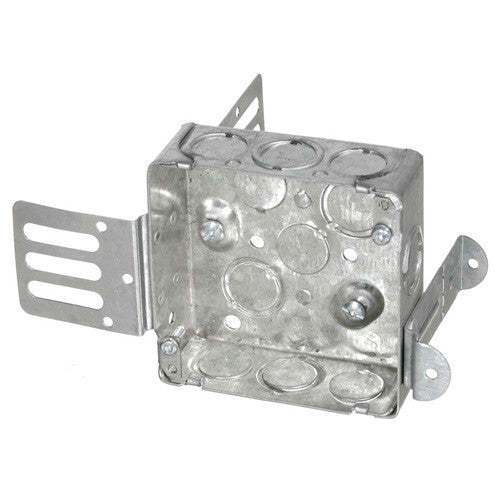52151-KSSX Shallow Steel Stud Box