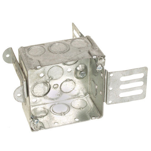 52171-KSS Shallow Steel Stud Device Box