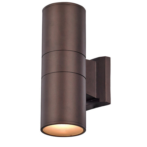 3-4046D LED Outdoor Wall Mount Fixture -