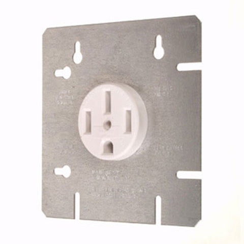 1168-2 Range Outlet With Device Box Cover