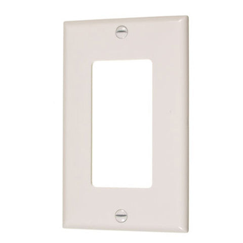 45211 Single Decorator Cover Plate