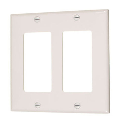 45221-2 Gang Device Decorator Cover Plate