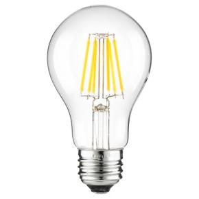 A19 LED Filament Lamp - Light Energy Designs Supply