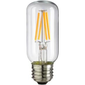 T12 Tubular LED Filament Bulb, 4.33 Inches Long, E26 Base - Light Energy Designs Supply