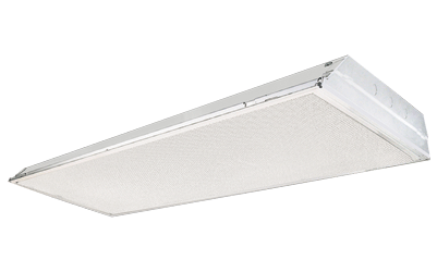 BFR 1x4 T8 Recessed T-Bar Troffer - Light Energy Designs Supply