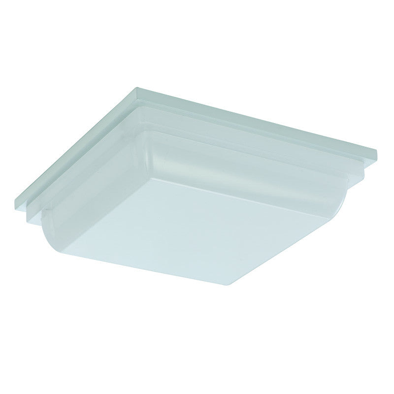 Square LED Ceiling Fixture -