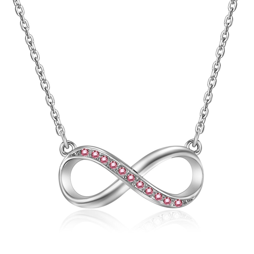 Rose Infinitely Yours Necklace
