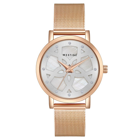 The Clara in Rose Gold