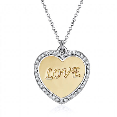 Covered in Love Necklace