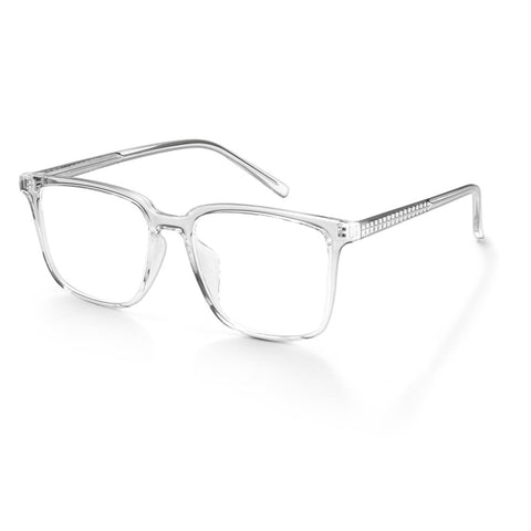 Engineer Blue Light Glasses in Clear