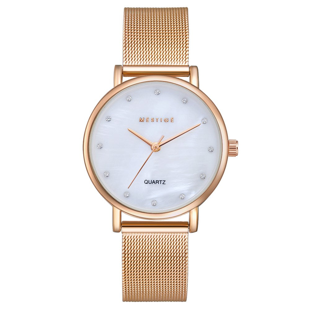 The Harriet in Rose Gold