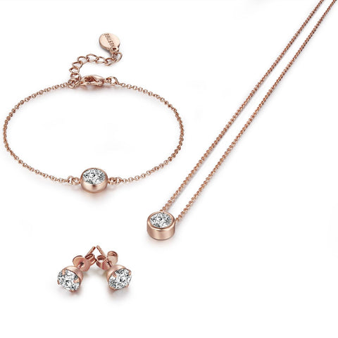 Rose Gold Astral Set