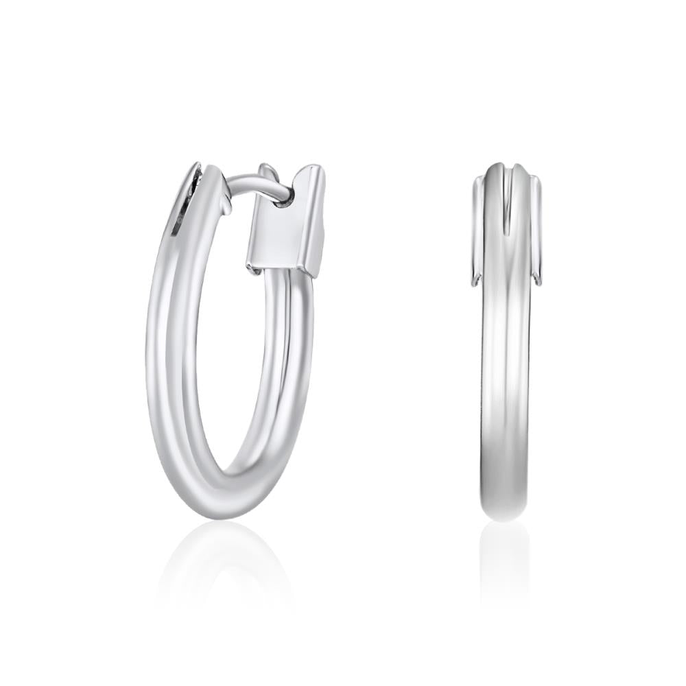 Suri Hoop Earrings
