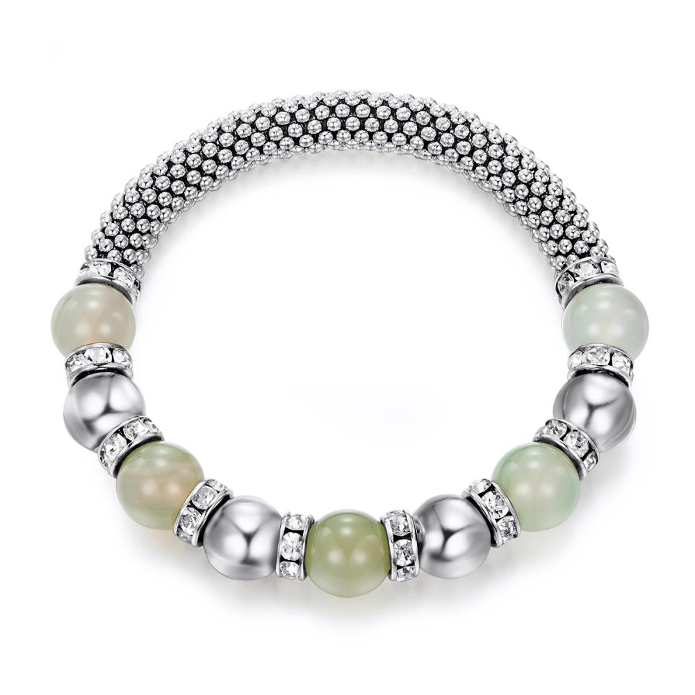 Native Jade Bracelet