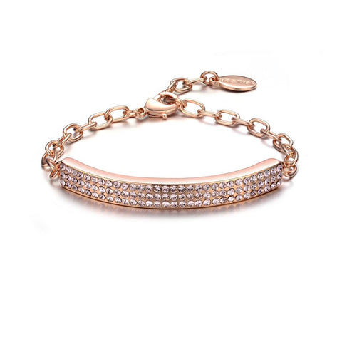 Verona Bracelet in Rose Gold