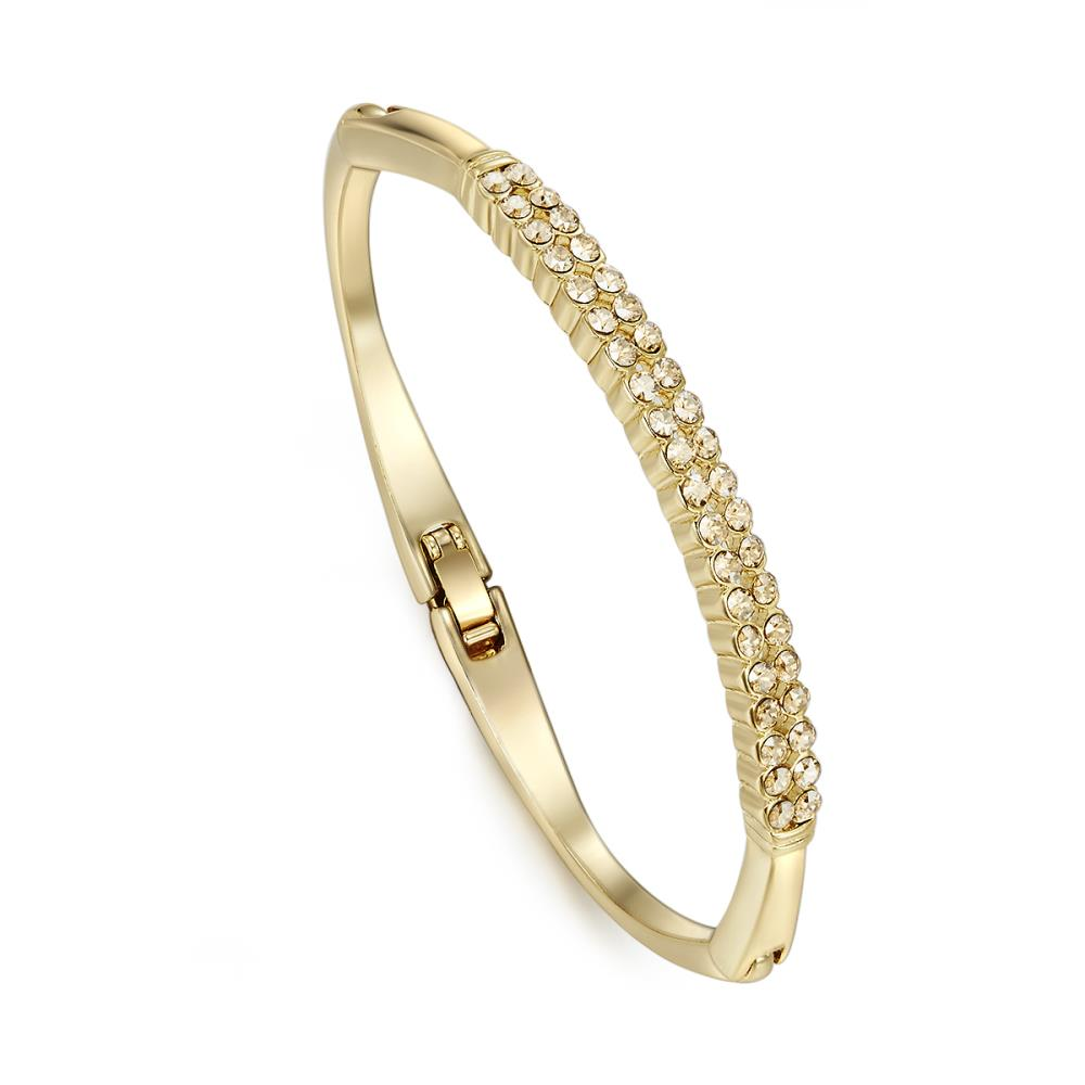 Golden Shadow Twin Roads Bracelet
