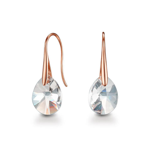 Rose Gold Pascal Earrings