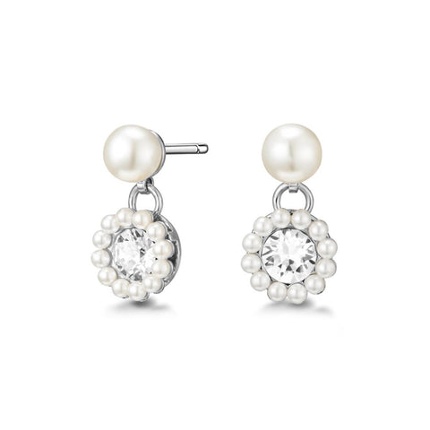 Alora Freshwater Pearl Earrings