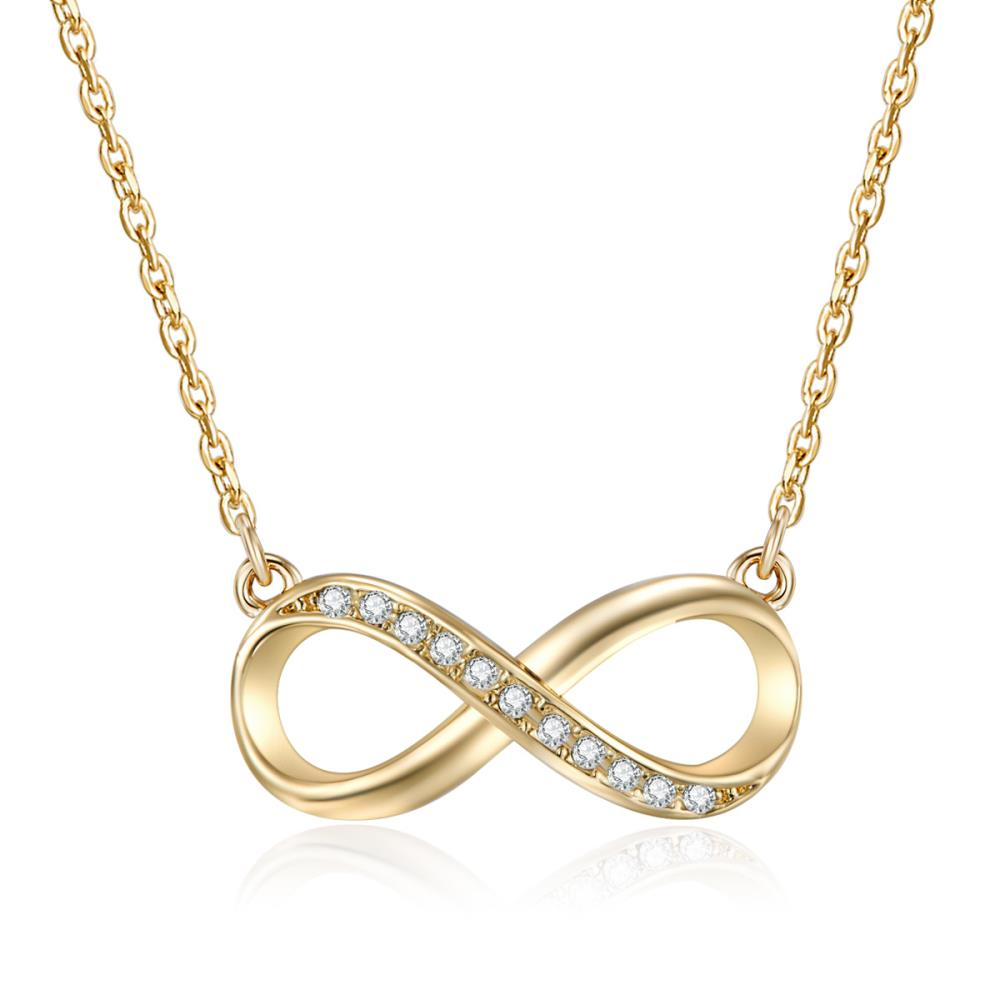 Gold Infinitely Yours Necklace