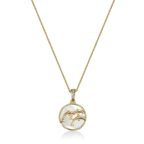 Golden Maui Necklace