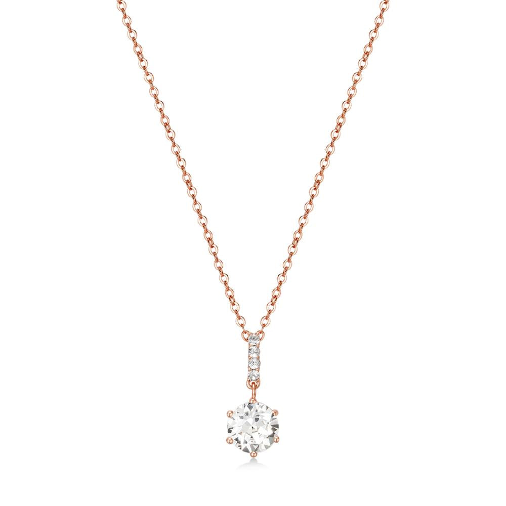 Rose Gold Anika Necklace