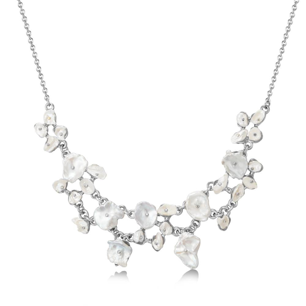 Marissa Pearl Necklace
