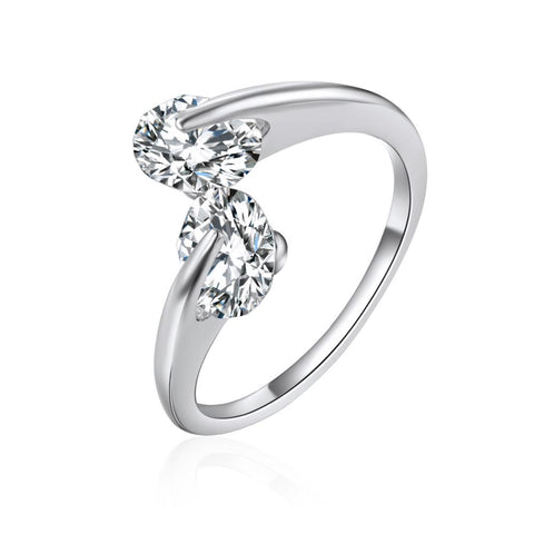 Crystal Ava Ring