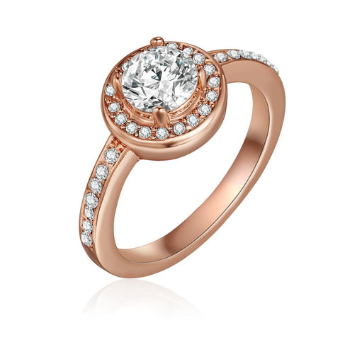 Rose Gold Mya Ring