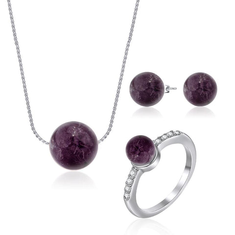 Amethyst Visionary Set