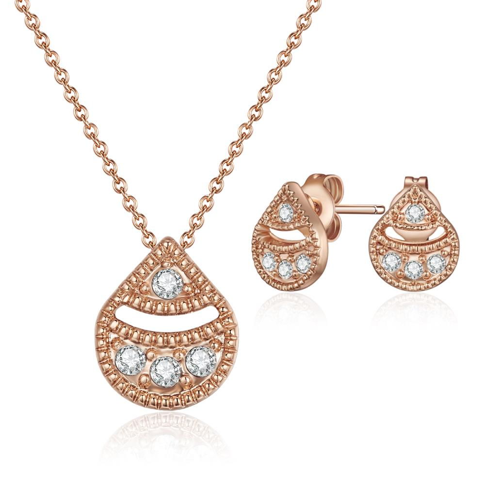 Rose Gold Citlali Set