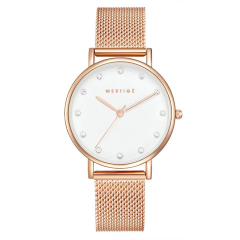 The Brynn in Rose Gold