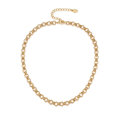 Golden Hadley Necklace