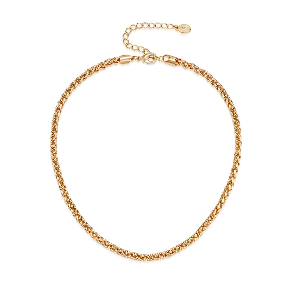 Golden Zola Necklace