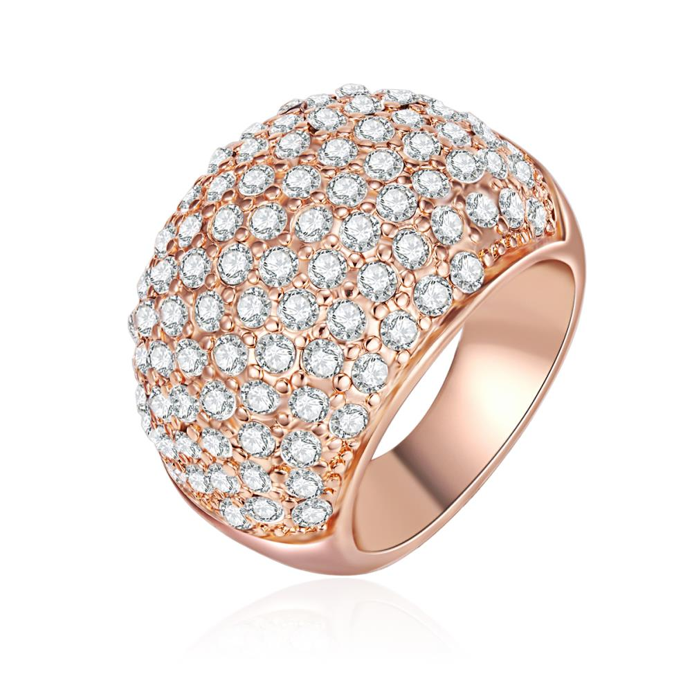 Rose Gold Ashby Ring