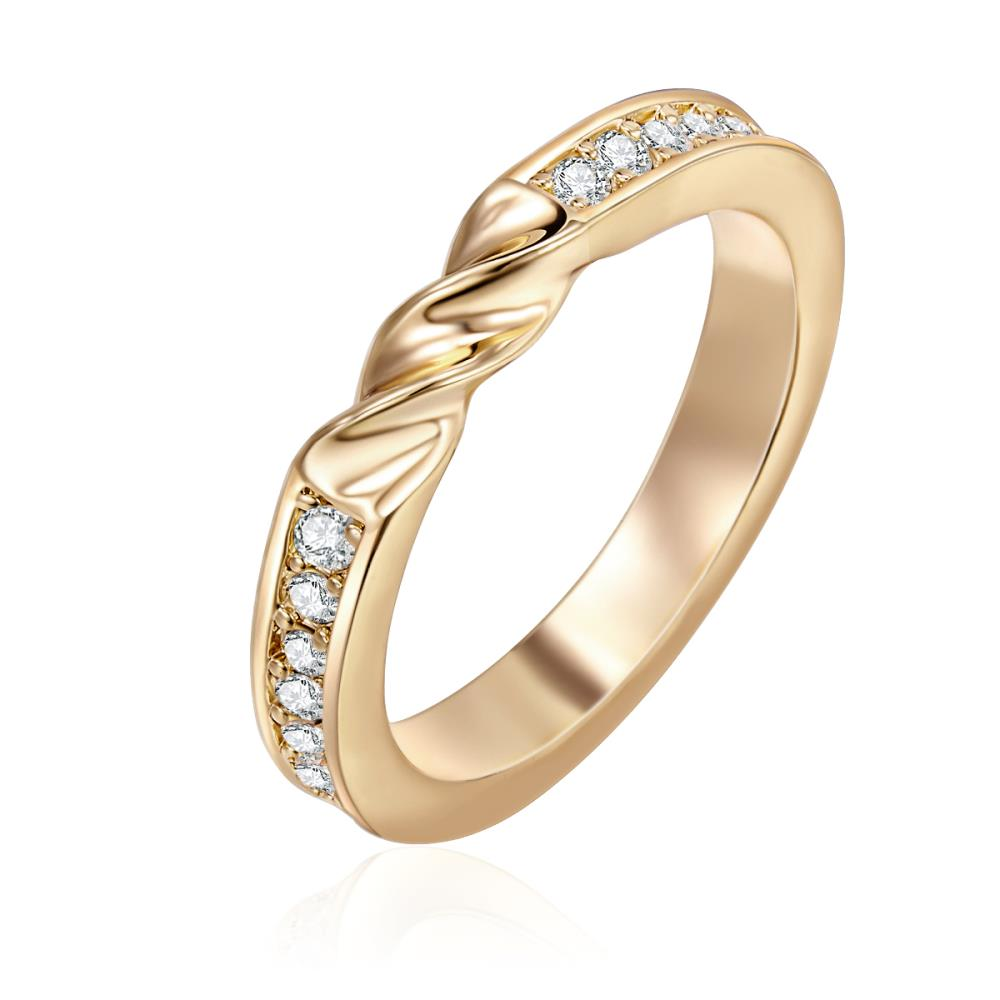 Golden Aura Ring