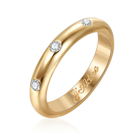 J'Adore Golden Ring