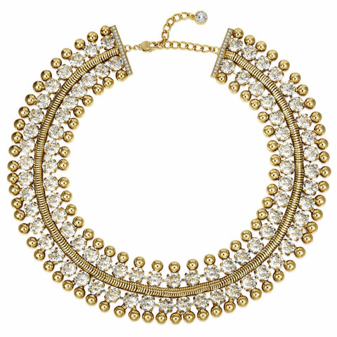 Golden Gisele Necklace