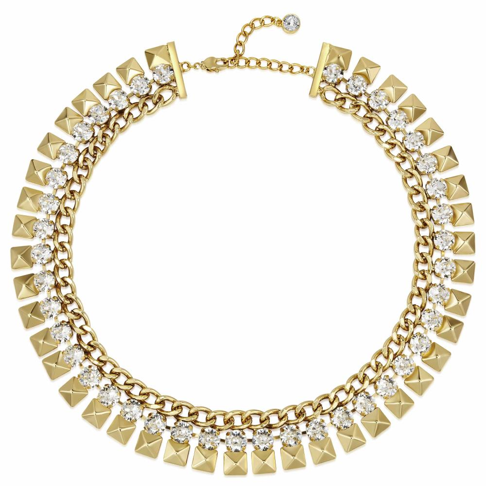 Gold Mirage Necklace