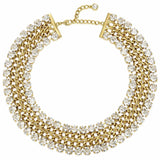 Gold Opulence Necklace