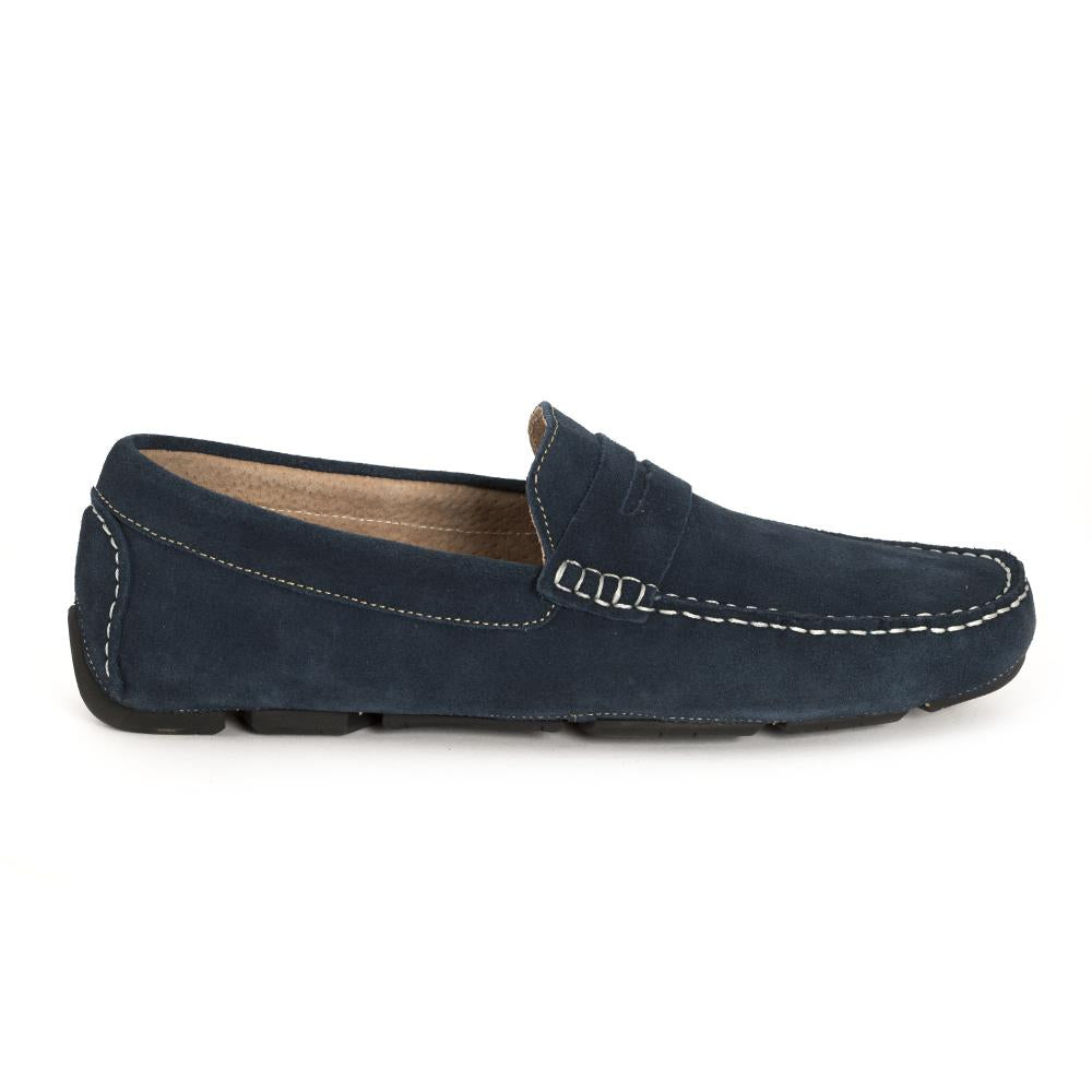 The Elliot in Navy
