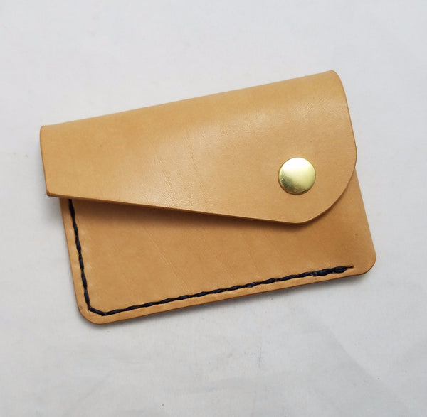 Meadowlark Wallet - Natural Veg-Tan